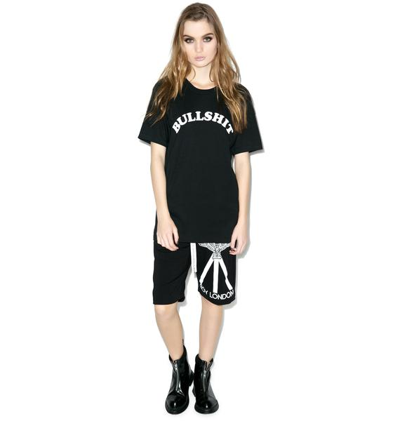 Kill Brand I Call Bullshit Short Sleeve Tee