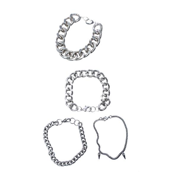 Guts 'N Glory Bracelet Set