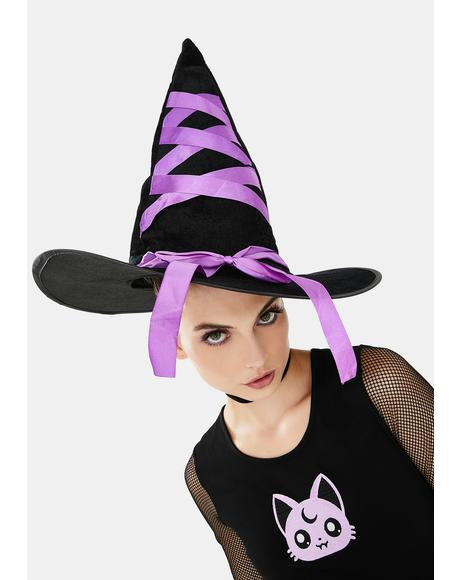 Magic Forbidden Spell Witch Hat