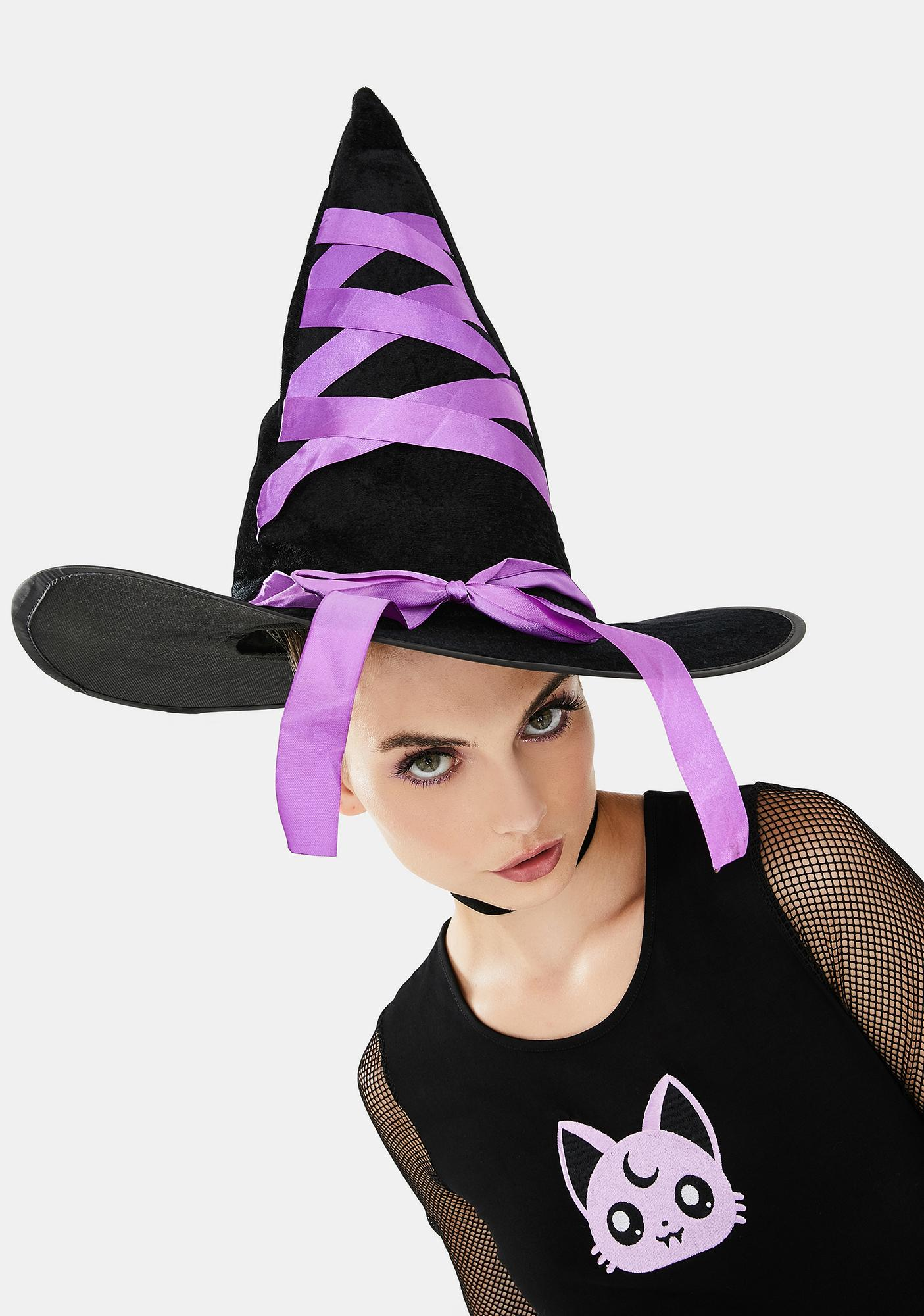 Magic Forbidden Spell Witch Hat