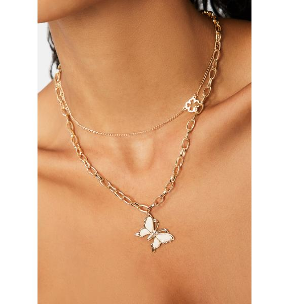To High Heaven Layered Chain Necklace