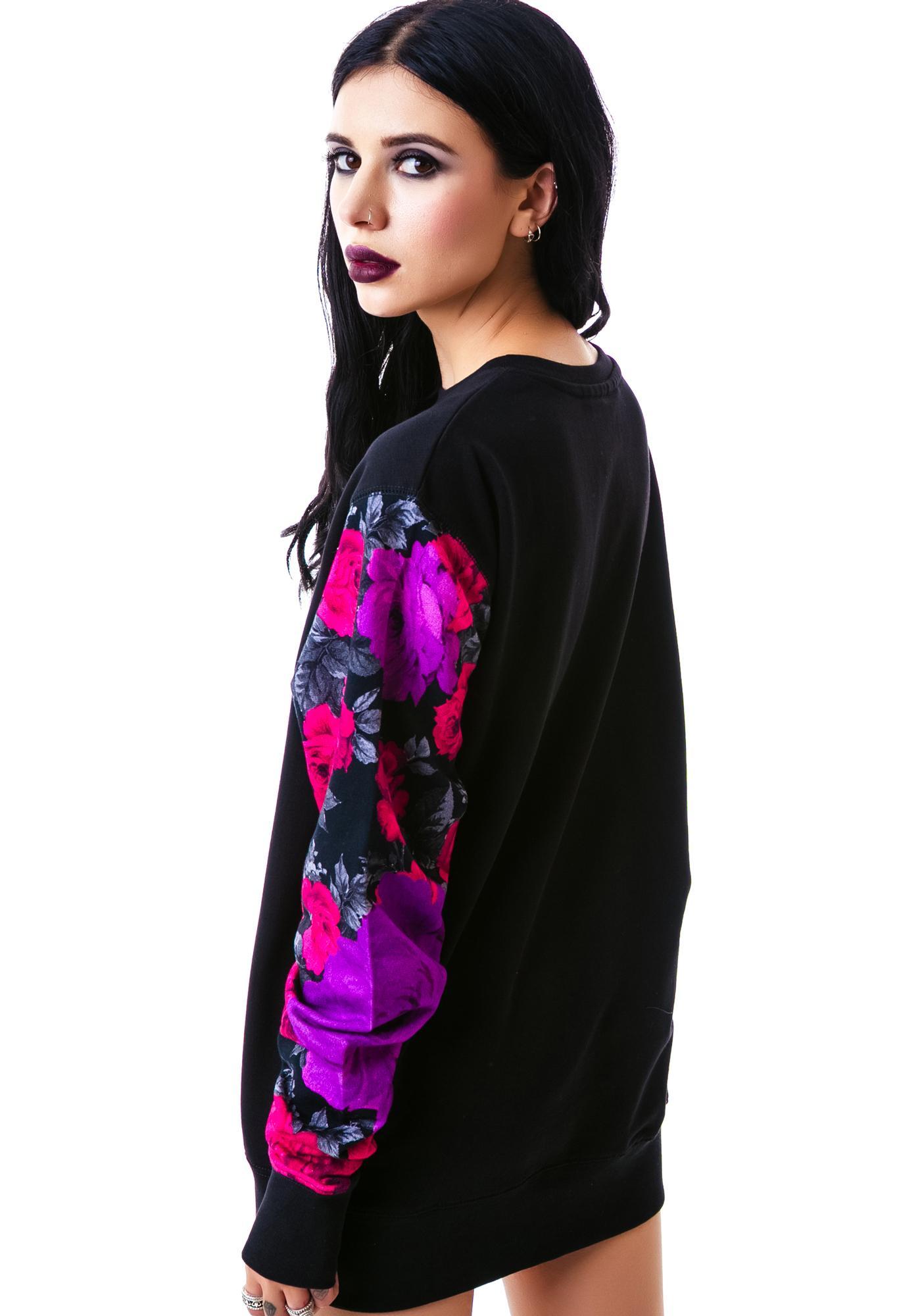 Killstar Death 50/50 Sweatshirt