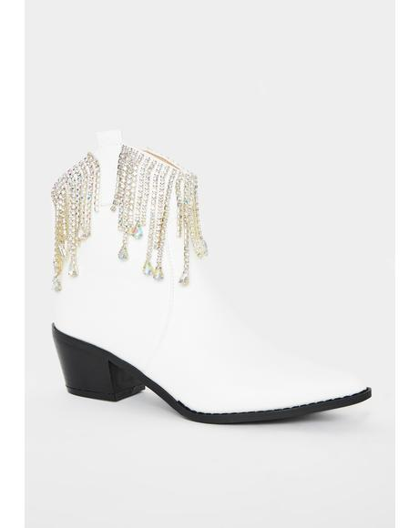 Icy Renegade Ankle Boots