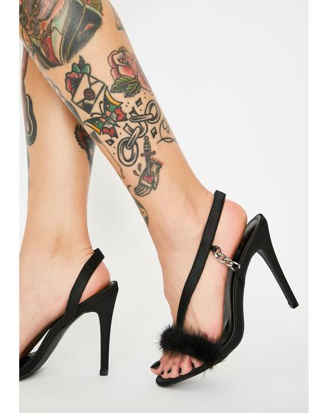 Untamed Purrfection Stiletto Heels