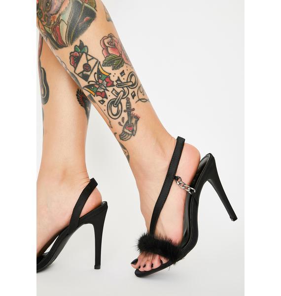 Untamed Purrfection Stiletto Heels