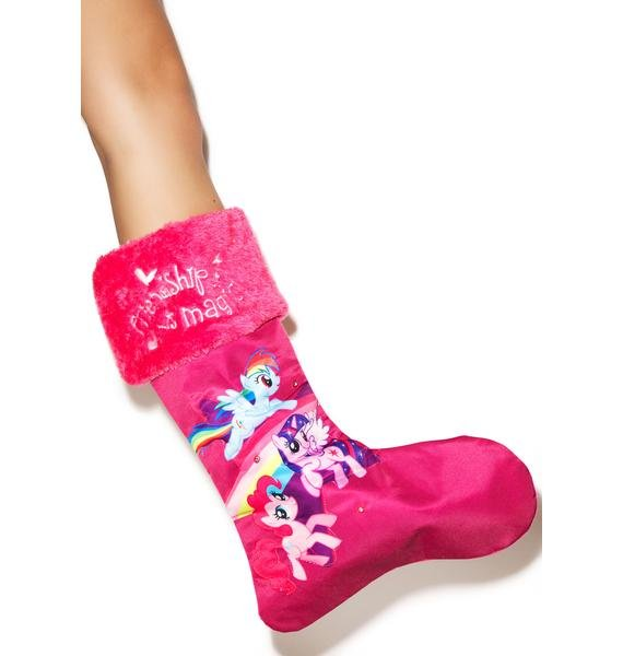 Friendship LED Stocking