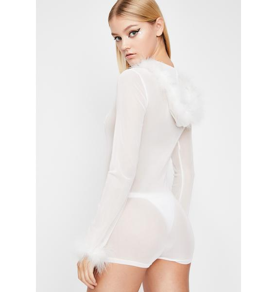 Angel Night Nomad Sheer Romper