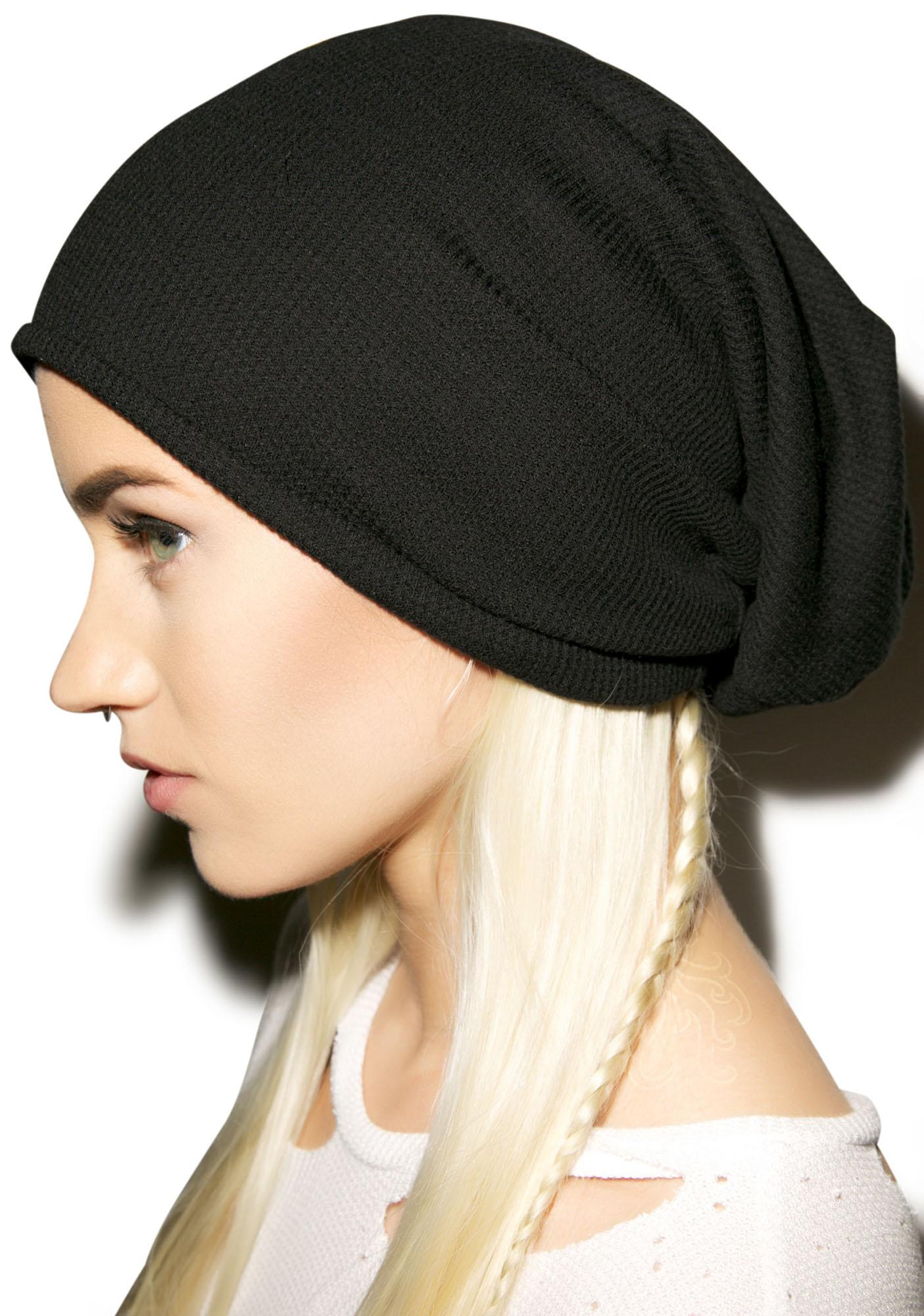 Obesity and Speed Thermal Beanie