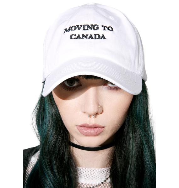 Dual Citizen Dad Hat