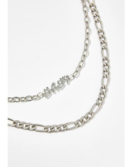 Bad Baby Chain Choker