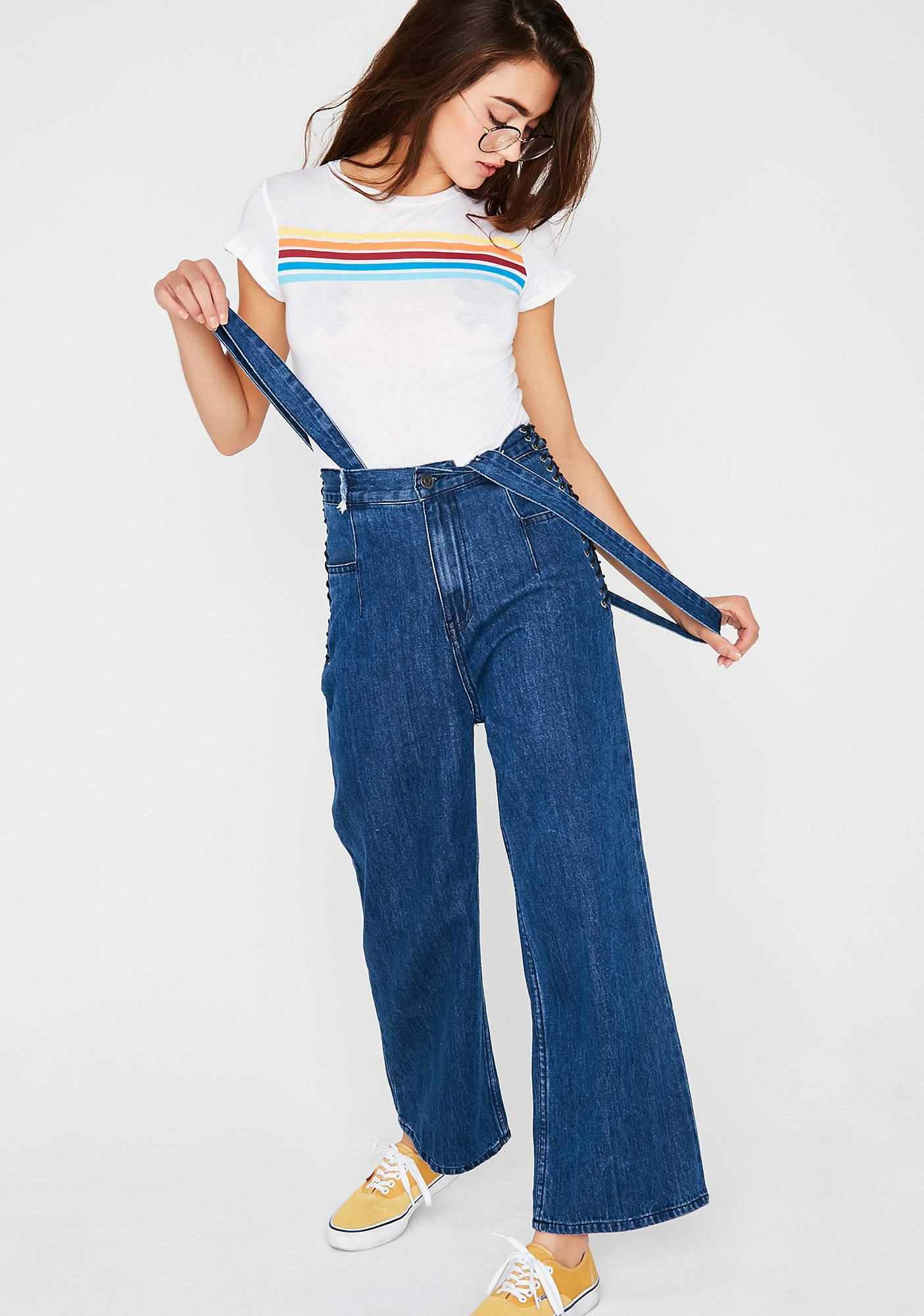 Better Times Stripe Tee