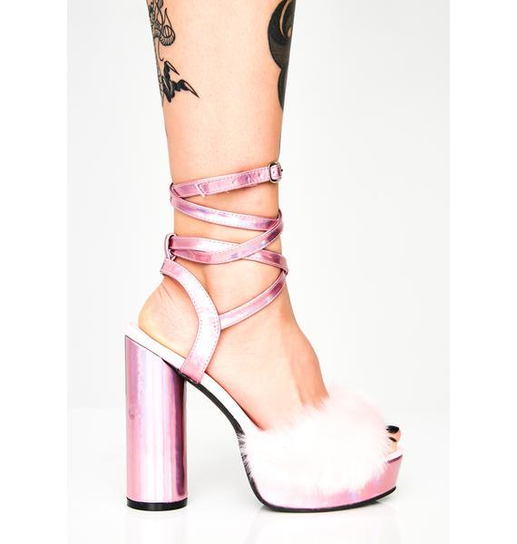 Sugar Thrillz Shagadelic Heels