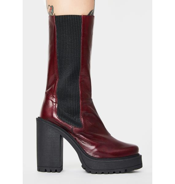 Free People Tristan Chelsea Boots