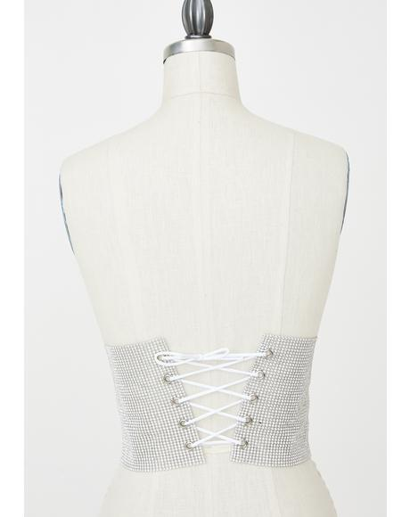 Diamond Cutter Corset Belt