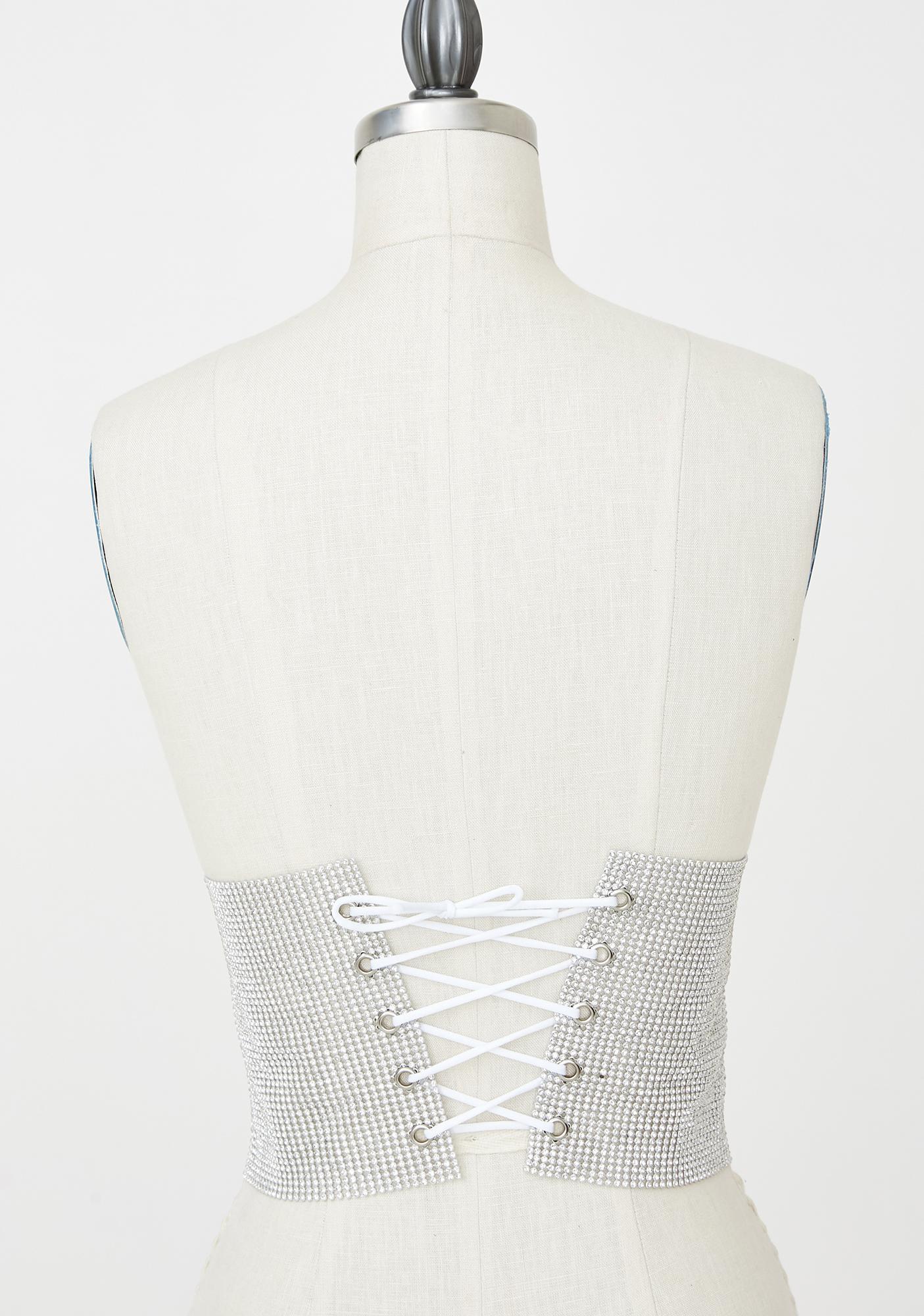 Diamond Cutter Corset Belt