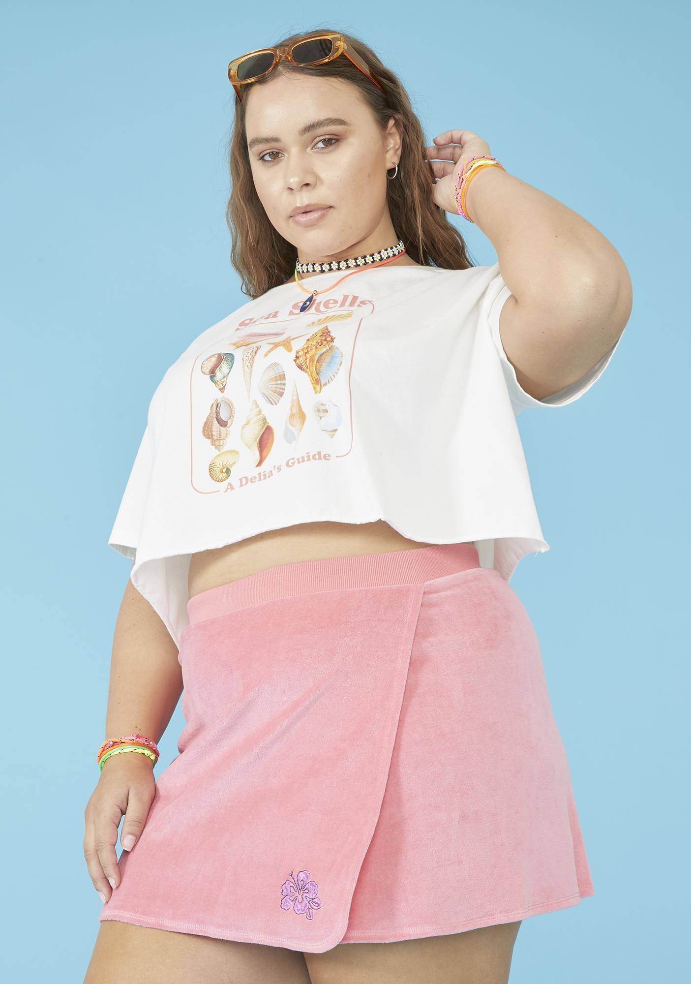 dELiA*s by Dolls Kill True Hana Haze Mini Skirt