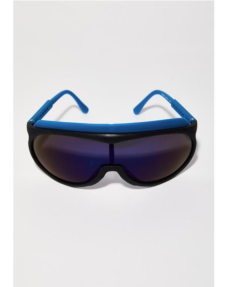 Under The Shade Shield Sunglasses