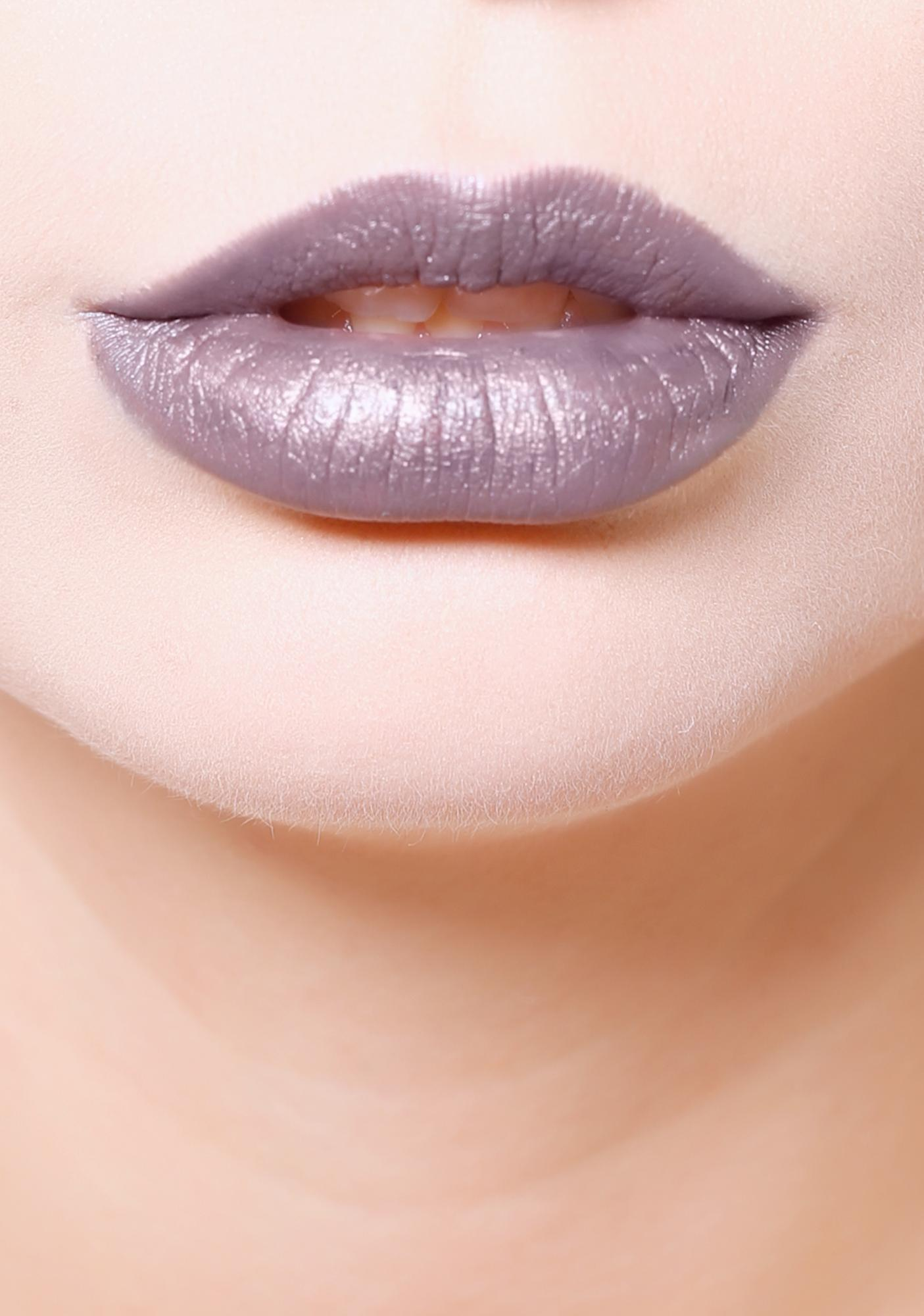 Lime Crime Asphalt Perlees Lipstick