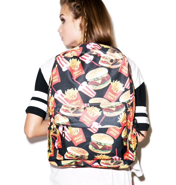 We Hungry Backpack