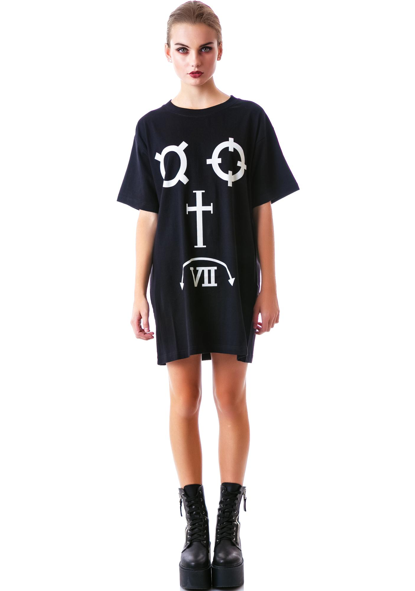 Long Clothing VII Oversized Tee