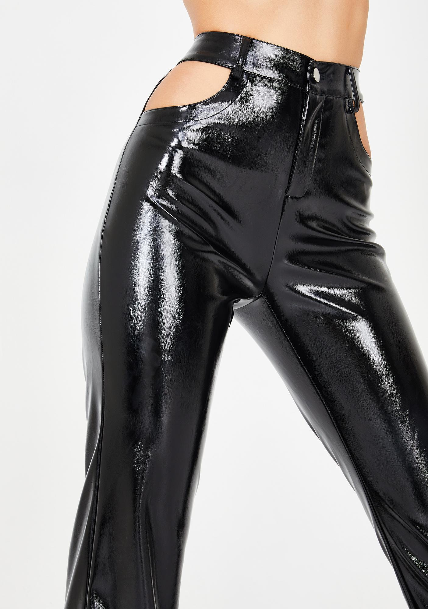 I AM GIA Peri Cut-Out Pants