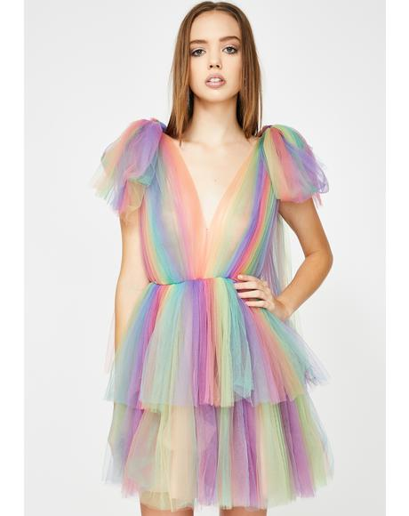 Dream Come True Mini Dress