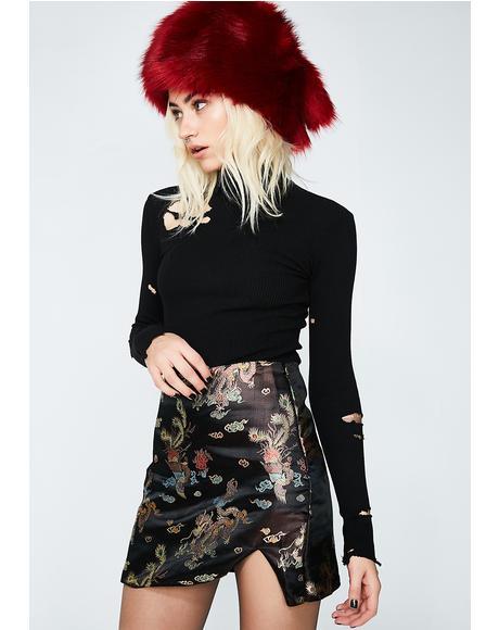 Wang Fei Skirt