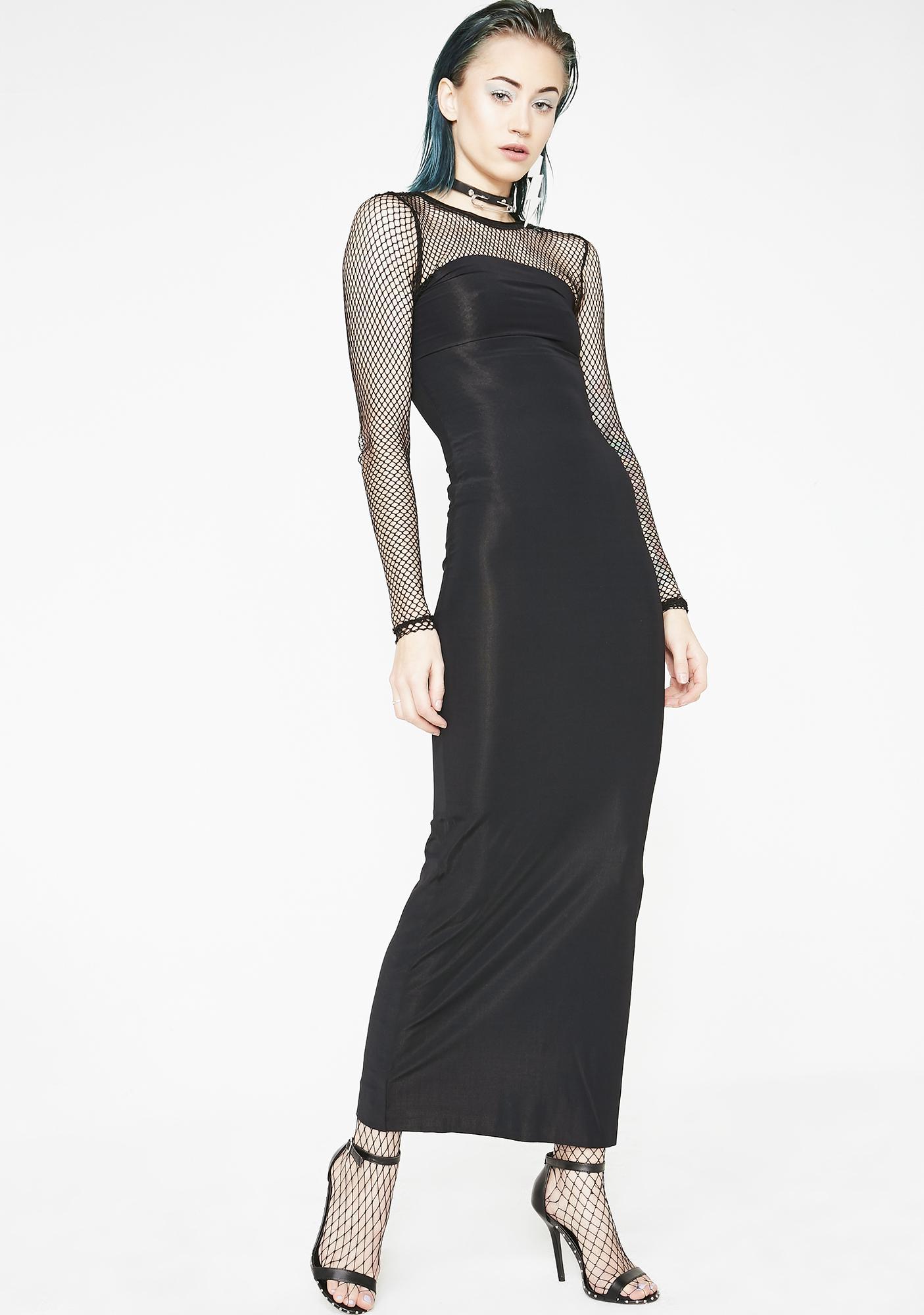 bf80f9e0a0f Kiki Riki Shmoney Moves Maxi Dress