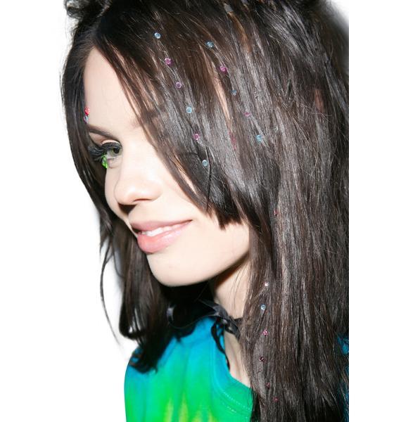 Wicked Hippie Precious Pastel Hair Jewelz