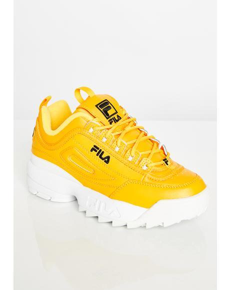 Sunny Disruptor II Premium Sneakers