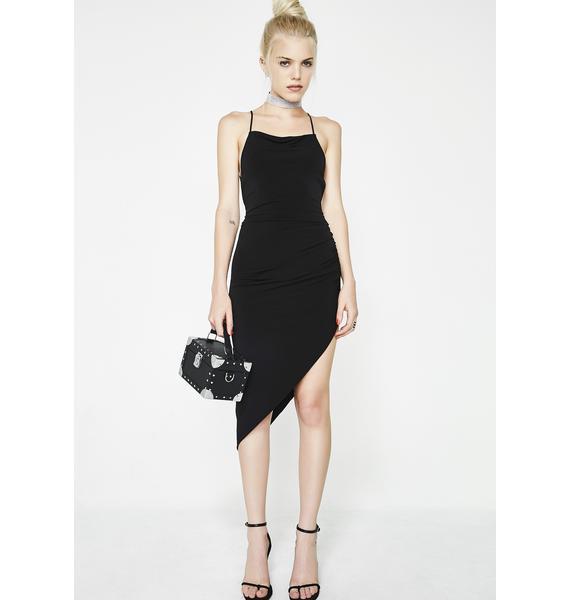 Kiki Riki Misbehaved Asymmetrical Dress