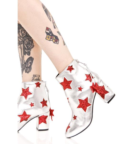 Current Mood Firecracker Boots