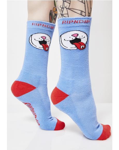 Pill Socks