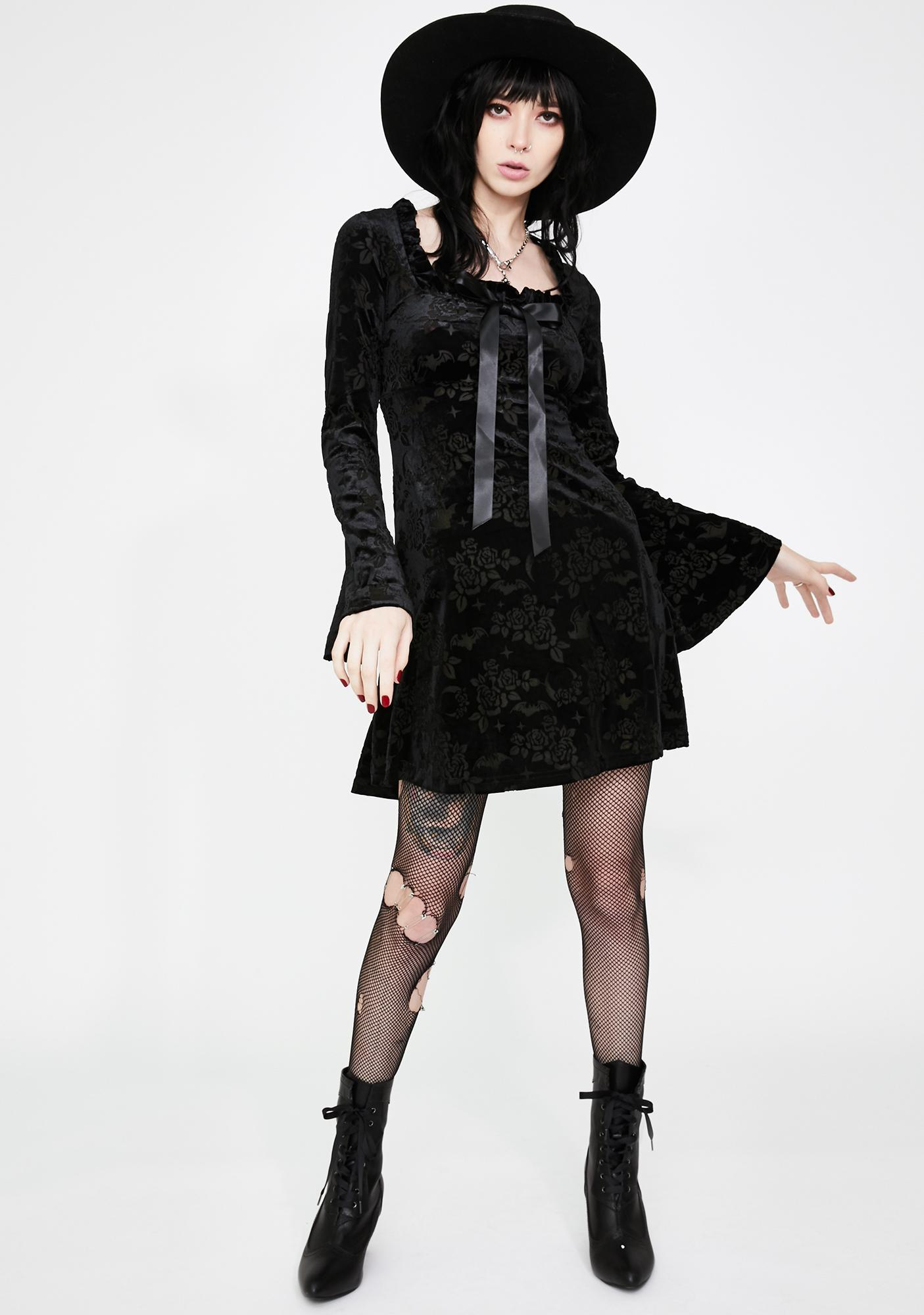 Killstar Under Your Spell Maiden Dress