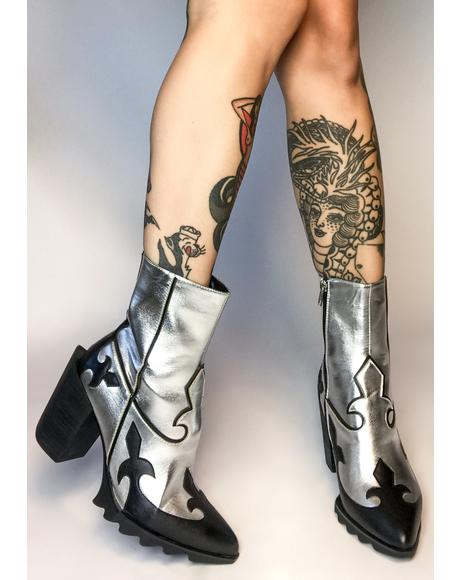 Wildin' Ankle Boots