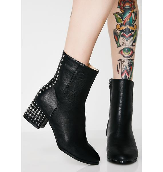 Back At It Studded Boots
