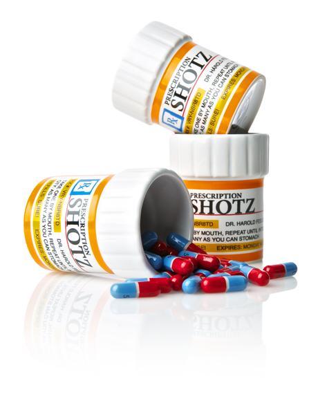 Doctor�s Orders Shot Glass Set