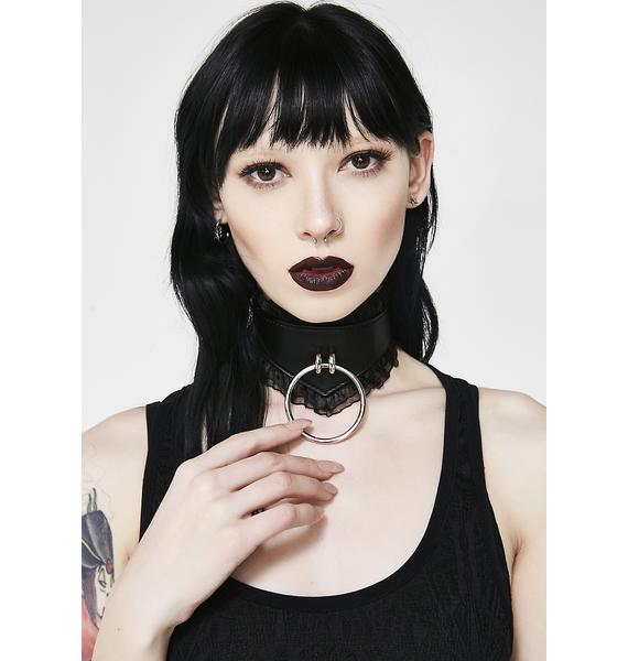 Killstar Lucy Lace Choker