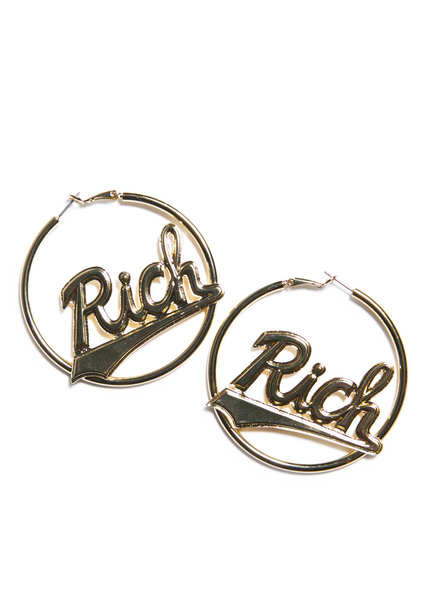 Joyrich Rich Hoop Earrings