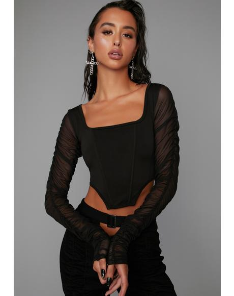 The Definition Corset Top