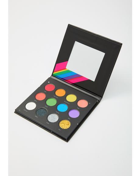 Electro Eyeshadow Palette