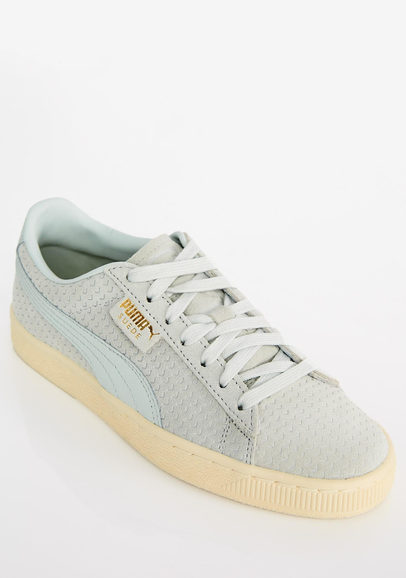 PUMA Suede Classic Perforation Sneakers
