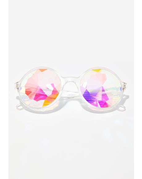 New Spectrum Kaleidoscope Glasses