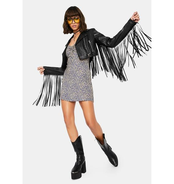 Dove Chase This Feeling Mini Dress