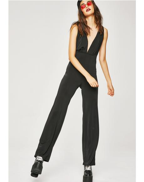 No Scrubs Jumpsuit
