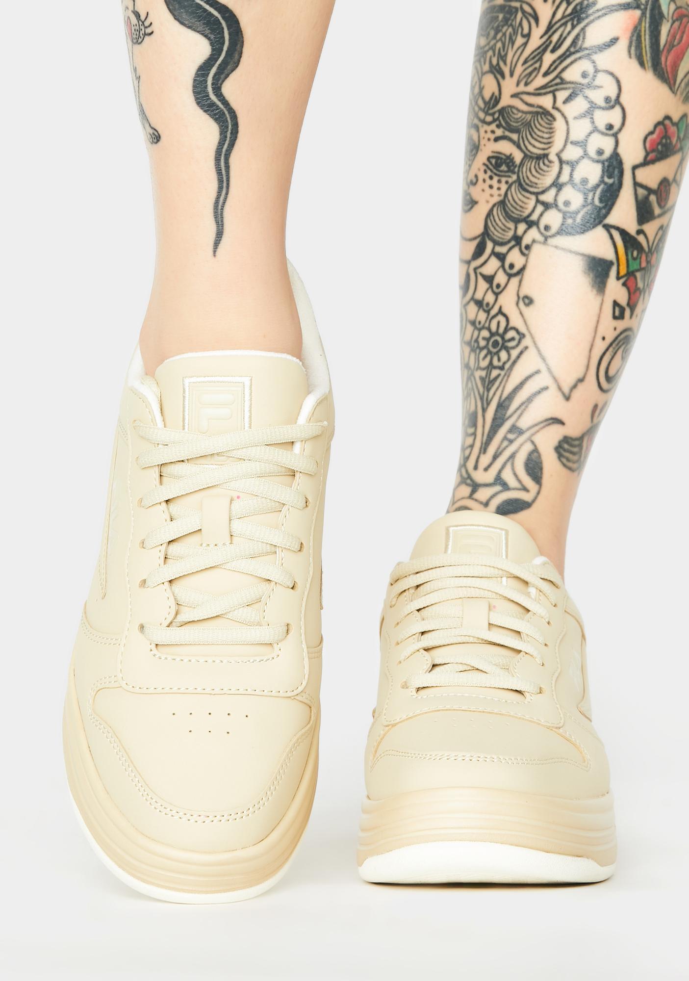 Fila Nude WX 100 Classic Sneakers