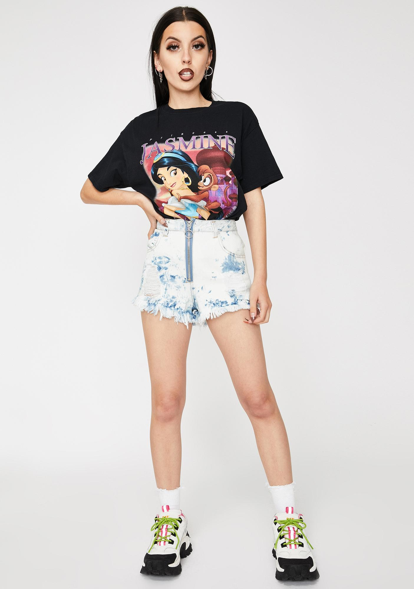 Homage Jasmine Graphic Tee