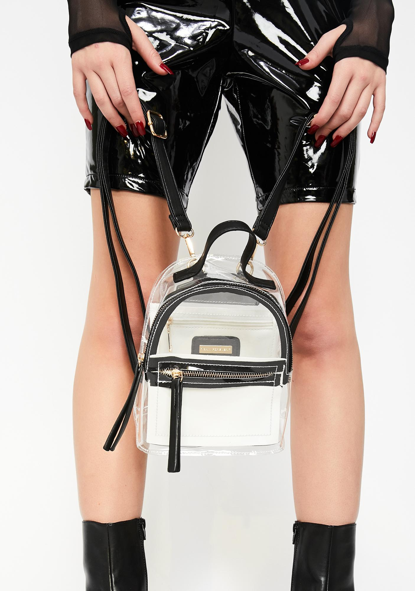 Clearly Essential Mini Backpack