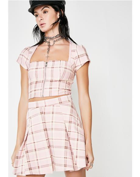 Cherry Skirt