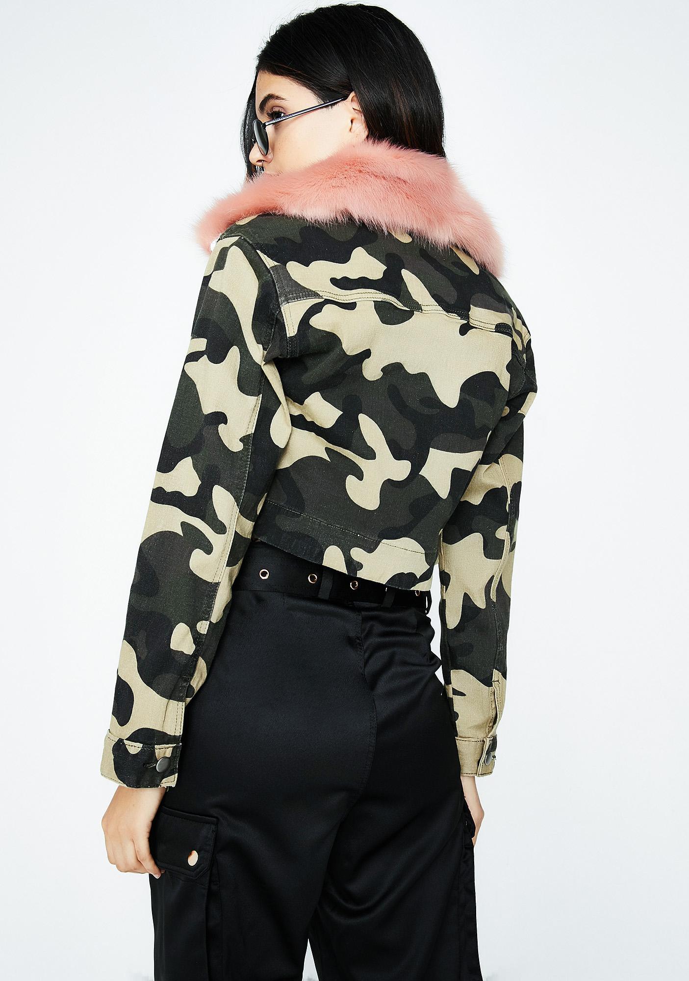 Mz Demanding Jacket